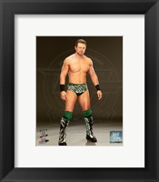 Framed Miz 2013 Posed