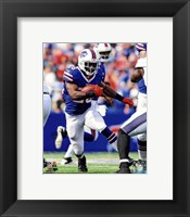 Framed C.J. Spiller 2013 Action