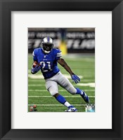 Framed Reggie Bush 2013 Action