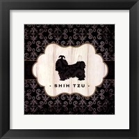 Top Dog I Framed Print