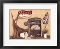 Framed Seafood Shack