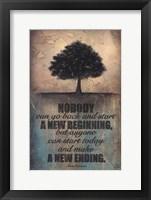 Framed Make a New Ending