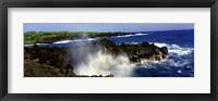 Framed Wainanapanapa State Park Maui HI USA