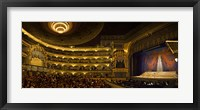 Framed Crowd at Mariinsky Theatre, St. Petersburg, Russia