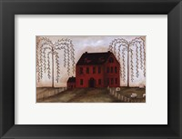 Framed Peaceful Country Place