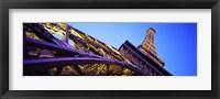 Framed Las Vegas Replica Eiffel Tower, Las Vegas, Nevada