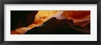Framed Antelope Canyon, Arizona