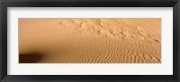 Framed Great Sand Dunes National Park, Colorado, USA (close-up)