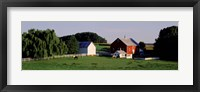 Framed Farm, Baltimore County, Maryland, USA