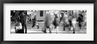 Framed Grand Central Station, NYC, New York City, New York State, USA