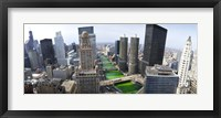 Framed St. Patrick's Day Chicago IL USA