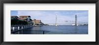 Framed Bridge Over A River, Main Street, St. Johns River, Jacksonville, Florida, USA