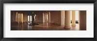 Framed Jefferson Memorial Interior, Washington DC