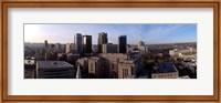 Framed Buildings in a city, Birmingham, Jefferson county, Alabama, USA