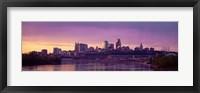 Framed Dawn Kansas City MO