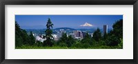 Framed Mt Hood Portland Oregon USA