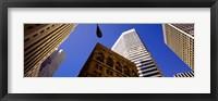 Framed Financial District, San Francisco, California