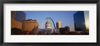 Framed Buildings in St. Louis MO
