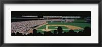 Framed Ballpark in Arlington