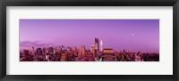 Framed Midtown NYC, New York City, New York State, USA
