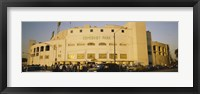 Framed Facade of a stadium, old Comiskey Park, Chicago, Cook County, Illinois, USA
