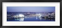 Framed Heinz Stadium, Pittsburgh PA