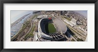 Framed Soldier Field, Chicago, Illinois