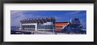 Framed Cleveland Browns Stadium Cleveland OH