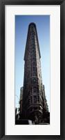 Framed Flatiron Building, Manhattan