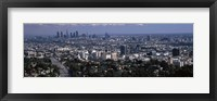 Framed Hollywood, City Of Los Angeles, California