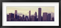 Framed Skyscrapers in Chicago