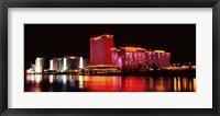 Framed Riverside Casino, Laughlin, Clark County, Nevada
