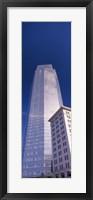 Framed Low angle view of the Devon Tower, Oklahoma City, Oklahoma