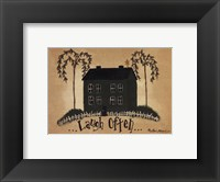Laugh Often Framed Print