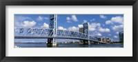 Framed Main Street Bridge, Jacksonville, Florida, USA