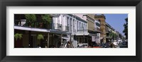Framed Buildings in a city, French Quarter, New Orleans, Louisiana, USA