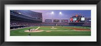 Framed USA, Illinois, Chicago, White Sox, baseball