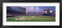 Framed USA, Illinois, Chicago, White Sox, baseball