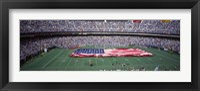 Framed Veterans Stadium, Philadelphia, Pennsylvania