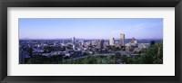 Framed Portland OR USA