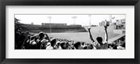 Framed USA, Massachusetts, Boston, Fenway Park