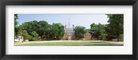 Framed USA, Virginia, Williamsburg, Governor's Palace