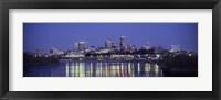 Framed Evening Kansas City MO
