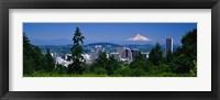 Framed Mt Hood Portland Oregon USA