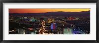 Framed Hotels Las Vegas NV