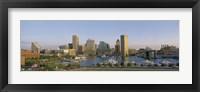 Framed Baltimore MD