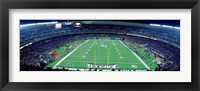 Framed Philadelphia Eagles NFL Football Veterans Stadium Philadelphia PA