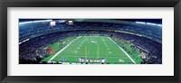 Framed Philadelphia Eagles NFL Football Veterans Stadium Philadelphia PA