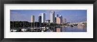 Framed Tampa, Florida, USA