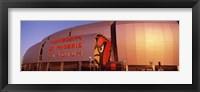 Framed University of Phoenix Stadium, Phoenix, Arizona